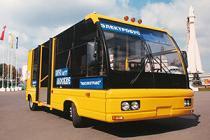 Общественный транспорт Екатеринбурга пополнится электробусами