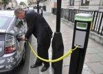 Франция лидирует по числу электромобилей