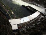 Саяно-Шушенская ГЭС Испытание новых турбин