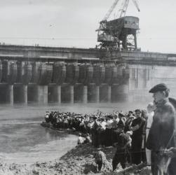История создания Горьковской ГЭС