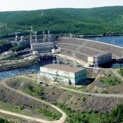 Строительство Вилюйского каскада ГЭС