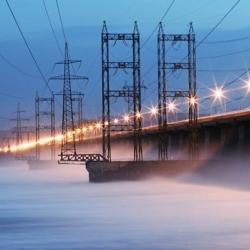 Начало строительства Жигулевской ГЭС