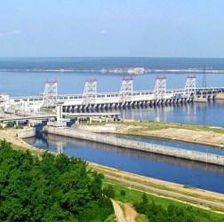 Энергетический долгострой  - Чебоксарская ГЭС