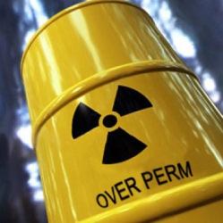 Насколько опасны отходы АЭС?