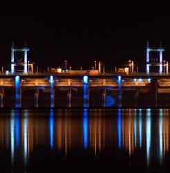 Нестандартные ГЭС  - приливные морские и речные кумулятивные электростанции