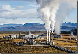 Геотермальные электростанции в мире
