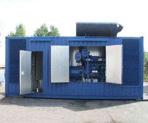 Дизельные контейнерные электростанции - самостоятельный источник энергии